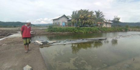 Gagal Panen, Petani Garam di Lobar Merugi Ratusan Juta Rupiah