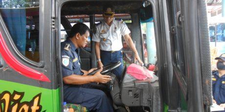 Di Mataram, Belum Ditemukan Bus Tidak Laik Jalan