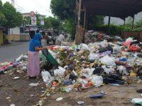 Produksi Sampah Meningkat, Sejumlah TPS di Kota Mataram Penuh