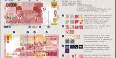 BI NTB Umumkan Uang Pecahan 100 Ribu Tampilan Baru