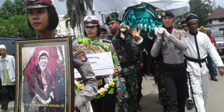 Pemakaman Siti Maryam Dihadiri Ratusan Warga