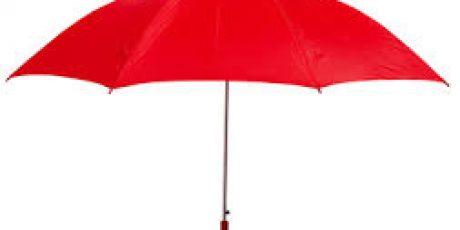 2015, Dinas Pertamanan Pasang Dua Payung Raksasa