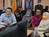 Rapat Virtual dengan Mensos, Gubernur Minta BLT untuk 280 Ribu KK dalam Bentuk Sembako
