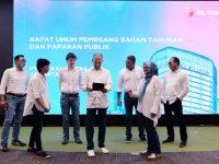 RUPS Tahunan 2021 PT XL Axiata Tbk, Tebar Dividen Rp 339 Miliar