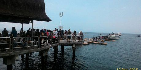 Atasi Perang Tarif Penyeberangan Laut, Pemprov NTB Libatkan Kemenhub