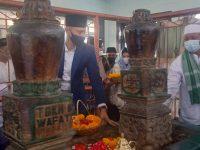 Ziarah Makam, AHY Puji Kiprah TGH Saleh Hambali